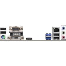 Placa Mãe ASRock H310CM-HDV, Chipset H310, Intel LGA 1151, mATX, DDR4