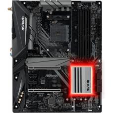 Placa Mãe ASRock X470 Master SLI/AC Wifi, Chipset X470, AMD AM4, ATX, DDR4