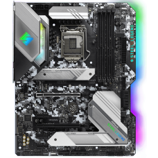 Placa Mãe AsRock Z490 Steel Legend, Chipset Z490, Intel LGA1200, ATX, DDR4