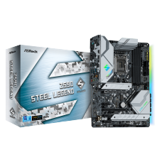Placa Mãe ASRock Z590 Steel Legend, Chipset Intel Z590, Socket Intel 1200, ATX, DDR4