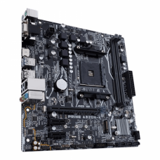 Placa Mãe Asus Prime A320M-K, Chipset A320, AMD AM4, mATX, DDR4