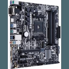 Placa Mãe Asus Prime B350M-A, Chipset B350, AMD AM4, mATX, DDR4