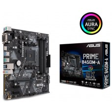 Placa Mãe Asus Prime B450M-A, Chipset B450, AMD AM4, mATX, DDR4
