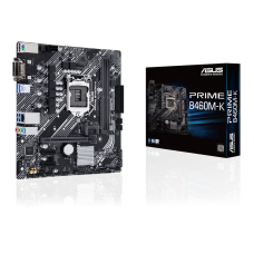 Placa Mãe Asus Prime B460M-K, Chipset B460, Intel LGA 1200, mATX, DDR4, 90MB1400-M0EAY0