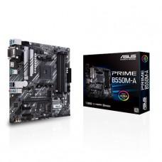 Placa Mãe Asus Prime B550M-A, Chipset B550, AMD AM4, mATX, DDR4, 90MB14I0-M0EAY0