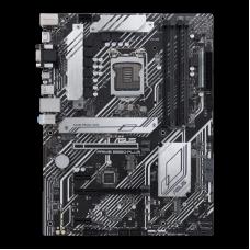 Placa Mãe Asus Prime B560-PLUS, Chipset B560, Intel LGA 1200, ATX, DDR4, 90MB16N0-M0EAY0