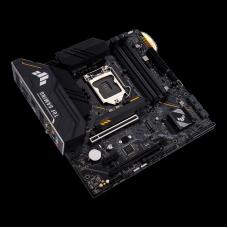 Placa Mãe TUF GAMING B560M-PLUS WIFI, Chipset B560, Intel LGA 1200, mATX, DDR4, 90MB1770-M0EAY0