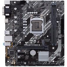 Placa Mãe Asus Prime H410M-E, Chipset H410, Intel LGA1200, mATX, DDR4