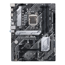 Placa Mãe Asus PRIME H570-PLUS, Chipset H570, Intel LGA 1200, ATX, DDR4, 90MB16M0-M0EAY0