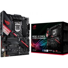 Placa Mãe Asus Rog Strix Z490-H Gaming, Chipset Z490, Intel LGA 1200, ATX, DDR4