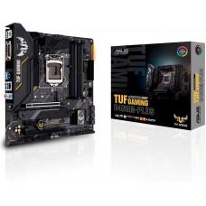 Placa Mãe Asus TUF GAMING B460M-PLUS, Chipset B460, Intel LGA 1200, mATX, DDR4