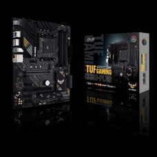 Placa Mãe Asus TUF Gaming B550-Plus, Chipset B550, AMD AM4, ATX, DDR4 - Open Box