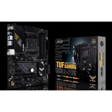 Placa Mãe ASUS TUF GAMING B550-PRO, Chipset B550, AMD AM4, ATX, DDR4, 90MB17R0-M0EAY0