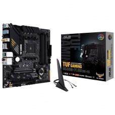 Placa Mãe Asus TUF Gaming B550M-Plus Wi-fi, Chipset B550, AMD AM4, mATX, DDR4, 90MB1490-M0EAY0 - IMP