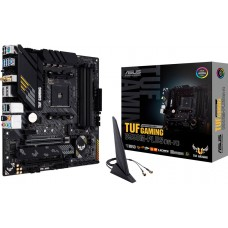 Placa Mãe Asus TUF Gaming B550M-Plus Wi-fi, Chipset B550, AMD AM4, mATX, DDR4