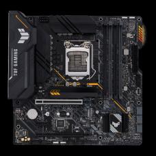 Placa Mãe ASUS TUF GAMING B560M-PLUS, Chipset B560, Intel LGA 1200, mATX, DDR4, 90MB1780-M0EAY0