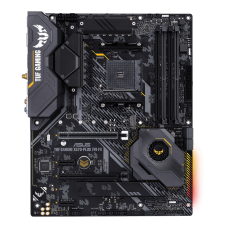 Placa Mãe Asus TUF Gaming X570-Plus Wi-Fi, Chipset X570, AMD AM4, ATX, DDR4, 90MB1170-M0EAY0
