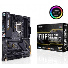 Placa Mãe Asus TUF Z390-Pro Gaming, Chipset Z390, Intel LGA 1151, ATX, DDR4