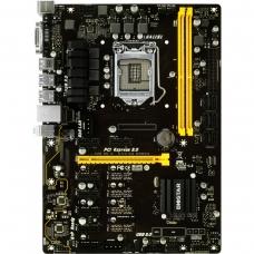 Placa Mãe Biostar PRO TB250BTC+, Chipset B250, Intel LGA 1151, ATX, DDR4