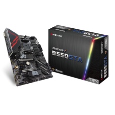 Placa Mãe Biostar Racing B550GTA, Chipset B550, AMD AM4, ATX, DDR4