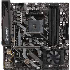 Placa Mãe Biostar Racing X570GT, Chipset X570, AMD AM4, MATX, DDR4