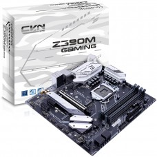 Placa Mãe Colorful CVN Z390M GAMING V20, Chipset Z390, Intel LGA 1151, ATX, DDR4