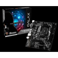 Placa Mãe GALAX B550M, Chipset B550, AMD AM4, mATX, AB550MAGCHY1CW