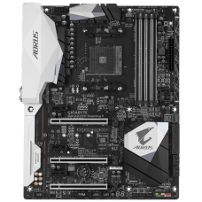 Placa Mãe Gigabyte AORUS GA-AX370-GAMING 5, Chipset X370, AMD AM4, ATX, DDR4