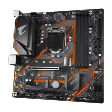 Placa mãe Gigabyte B365M Aorus Elite, Chipset B365, Intel LGA 1151, mATX, DDR4, 9MB365MAE-00-10