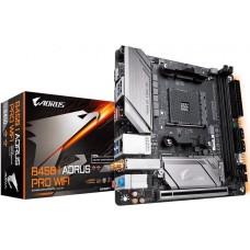 Placa Mãe Gigabyte B450 I Aorus Pro Wifi, Chipset B450, AMD AM4, mATX, DDR4