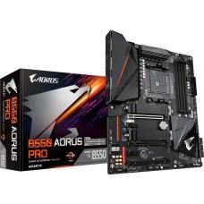 Placa Mãe Gigabyte B550 Aorus Pro, Chipset B550, AMD AM4, ATX, DDR4, 9MB55APRO-00-10