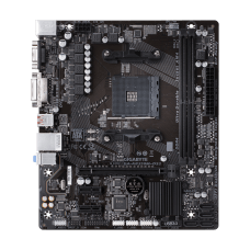 Placa Mãe Gigabyte GA-AB350M-DS2, Chipset B350, AMD AM4, mATX, DDR4