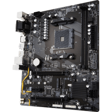 Placa Mãe Gigabyte GA-AB350M-HD3 Chipset B350, AMD AM4, mATX, DDR4