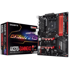 Placa Mãe Gigabyte GA-AX370-Gaming K3, Chipset X370, AMD AM4, DDR4