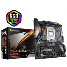 Placa Mãe Gigabyte TRX40 Aorus Master, Chipset TRX40, AMD TRX4, E-ATX , DDR4