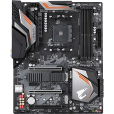 Placa Mãe Gigabyte X470 Aorus Ultra Gaming, Chipset X470, AMD AM4, ATX, DDR4