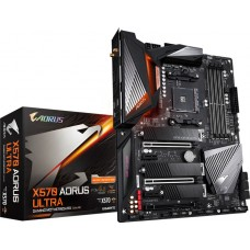 Placa Mãe Gigabyte X570 Aorus Ultra Wifi, Chipset X570, AMD AM4, ATX, DDR4
