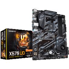 Placa Mãe Gigabyte X570 UD, Chipset X570, AMD AM4, ATX, DDR4, 9MX57UD-00-11