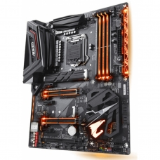 Placa Mãe Gigabyte Z370 Aorus Ultra Gaming WIFI, Chipset Z370, Intel LGA 1151, ATX, DDR4
