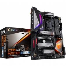 Placa Mãe Gigabyte Z390 Aorus Master, Chipset Z390, Intel LGA 1151, ATX, DDR4