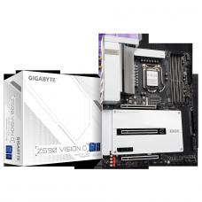 Placa Mãe GIGABYTE Z590 VISION D, Intel Z590 Express Chipset, Socket 1200, ATX, DDR4