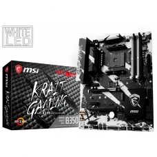 Placa Mãe MSI B350 Krait Gaming, Chipset B350, AMD AM4, ATX, DDR4