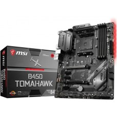 Placa Mãe MSI B450 Tomahawk, Chipset B450, AMD AM4, ATX, DDR4