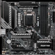 Placa Mãe MSI MAG B460M MORTAR, Chipset B460M, INTEL LGA 1200, mATX, DDR4, 911-7C82-010