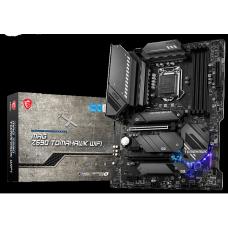 Placa Mãe MSI MAG Z590 TOMAHAWK WIFI, Chipset Z590, Intel LGA 1200, ATX, DDR4