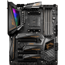Placa Mãe MSI MEG X570 ACE, Chipset X570, AMD AM4, ATX, DDR4