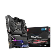 Placa Mãe MSI MGP Z590 GAMING PLUS, Intel Z590 Chipset, Socket 1200, ATX, DDR4