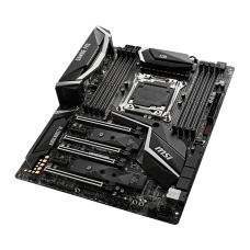 Placa Mãe MSI X299 GAMING PRO CARBON, Chipset X299, Intel LGA 2066, ATX, DDR4