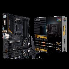 Placa Mãe TUF GAMING B550M-E WIFI, Chipset B550, AM4, Aura, mATX, DDR4, 90MB17T0-M0EAY0