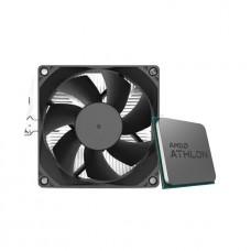 Processador AMD Athlon 320GE 3.5GHz, Dual Core 4MB AM4, Com Vídeo integrado, Com Cooler